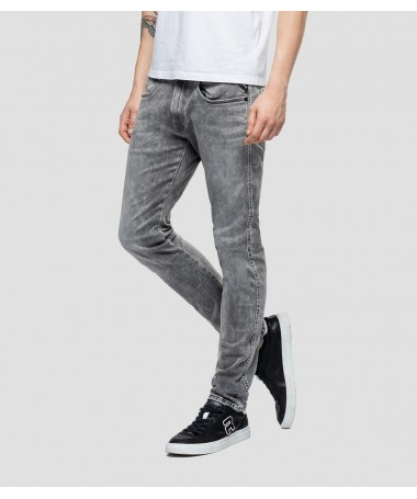 JEAN COUPE SLIM HYPERFLEX ANBASS REPLAY HOMME