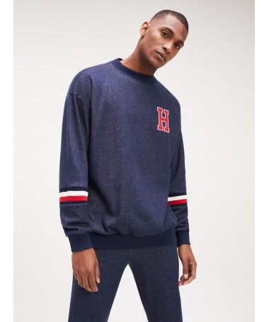 PULL MANCHES LONGUES TRACK TOP LS HWK